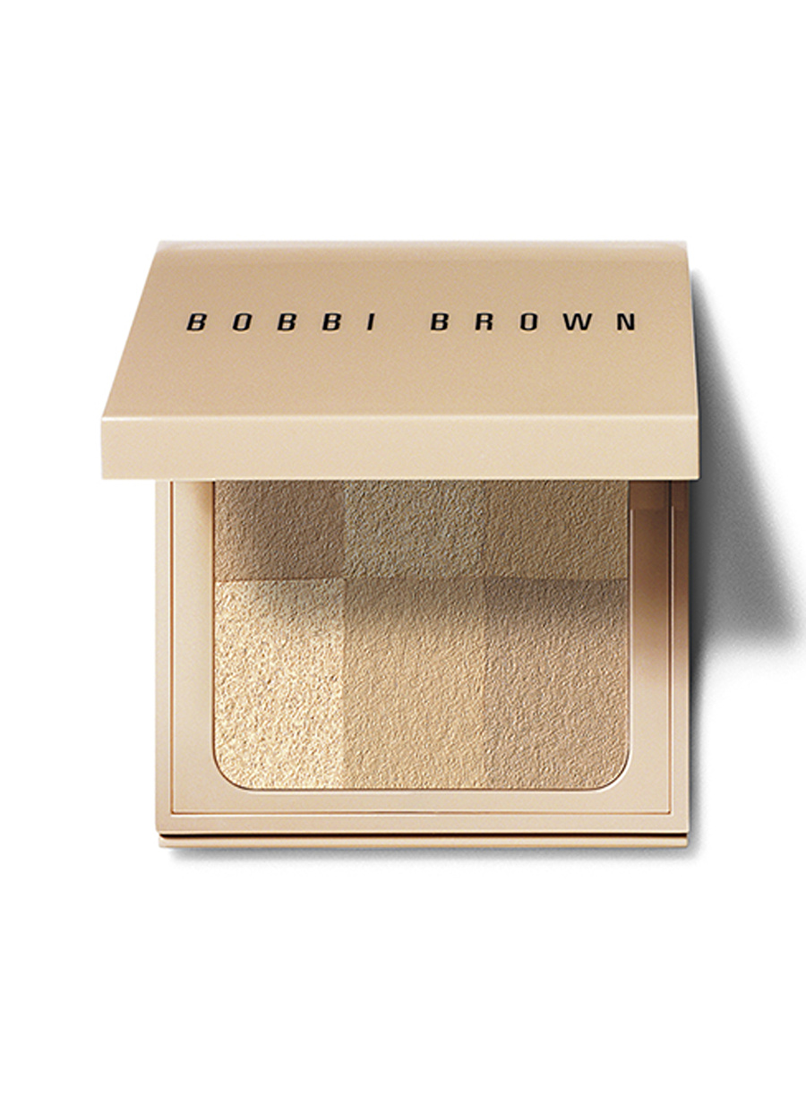 Standart Kadın Renksiz Bobbi Brown Nude Fin.Illu. Powder Pudra Kozmetik Makyaj Yüz Makyajı