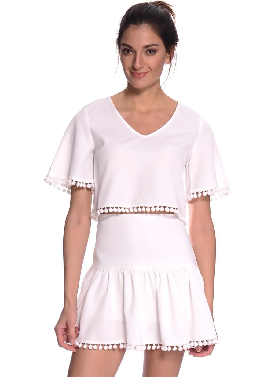 38 Çok Renkli As By Anne Smith Bluz Kadın Giyim Gömlek
