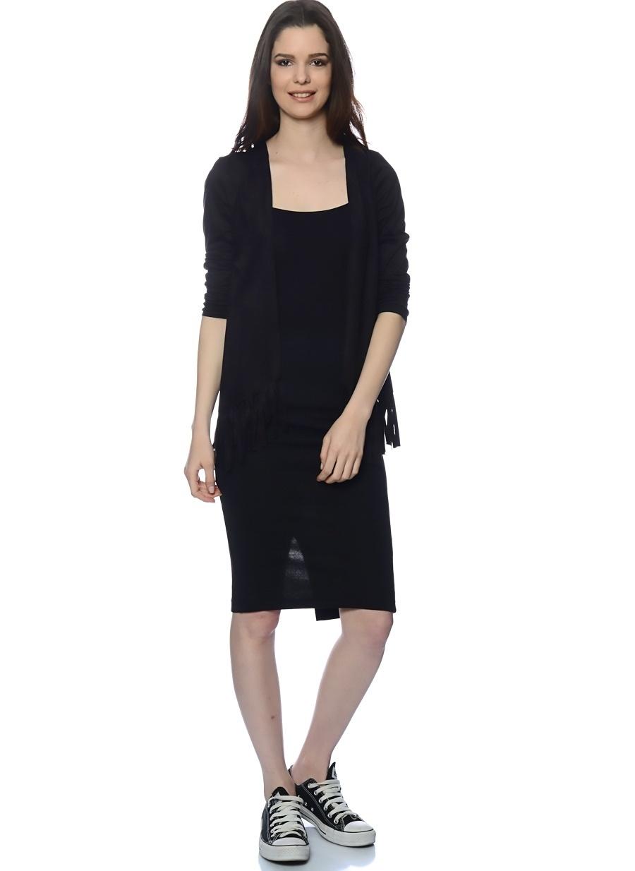 38 Siyah Unique 21 Etek Kadın Giyim