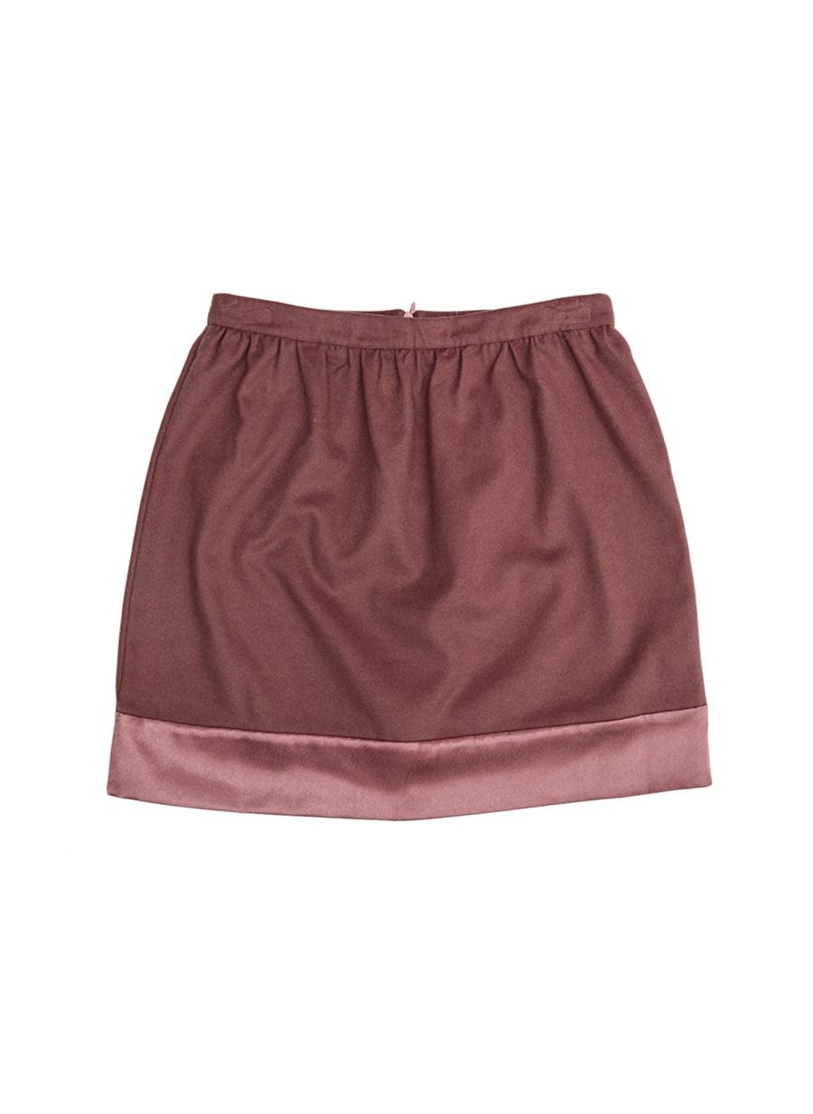 4 Yaş Kadın Toprak Pinkamp;Orange Pink&Orange Kız Çocuk Kahve Etek Giyim