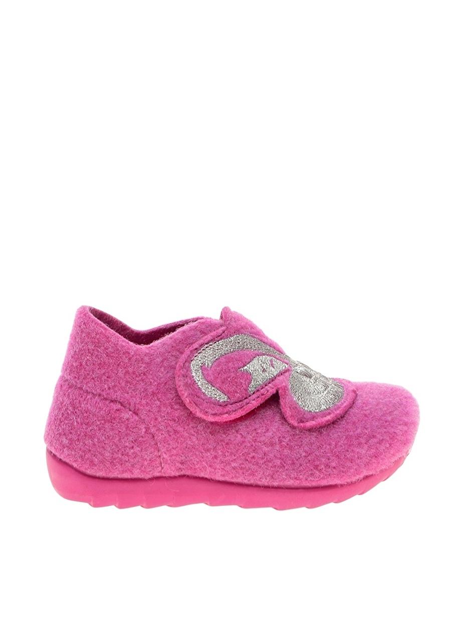 22 Kadın Pembe Pinkamp;Orange Pink&Orange Ev Ayakkabısı Çocuk İç Giyim Panduf Terliği