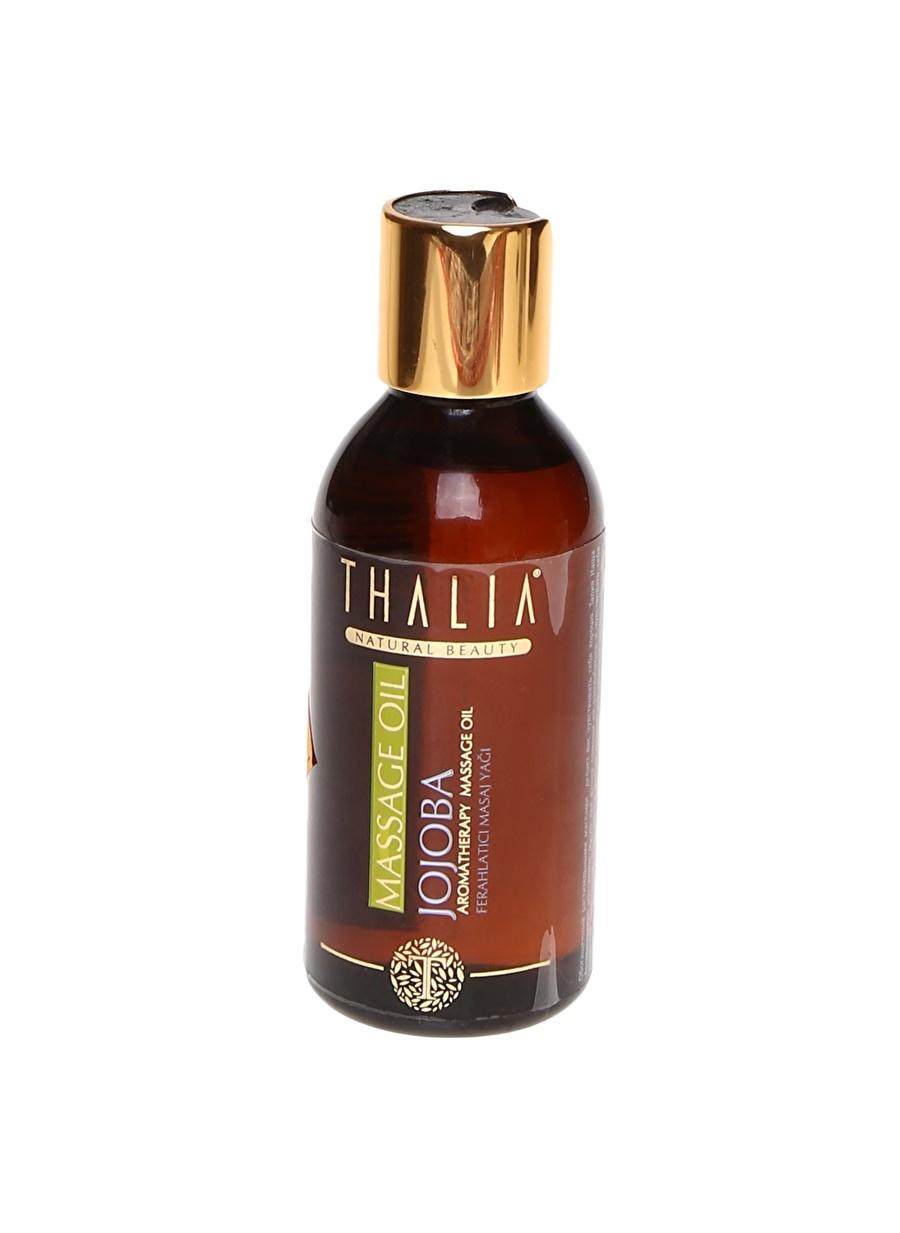 Standart unisex Renksiz Thalia Aromatherapy Jojoba 150 ml Yağlı Masaj ve Vücut Yağı Kozmetik Bakımı Duş Jeli