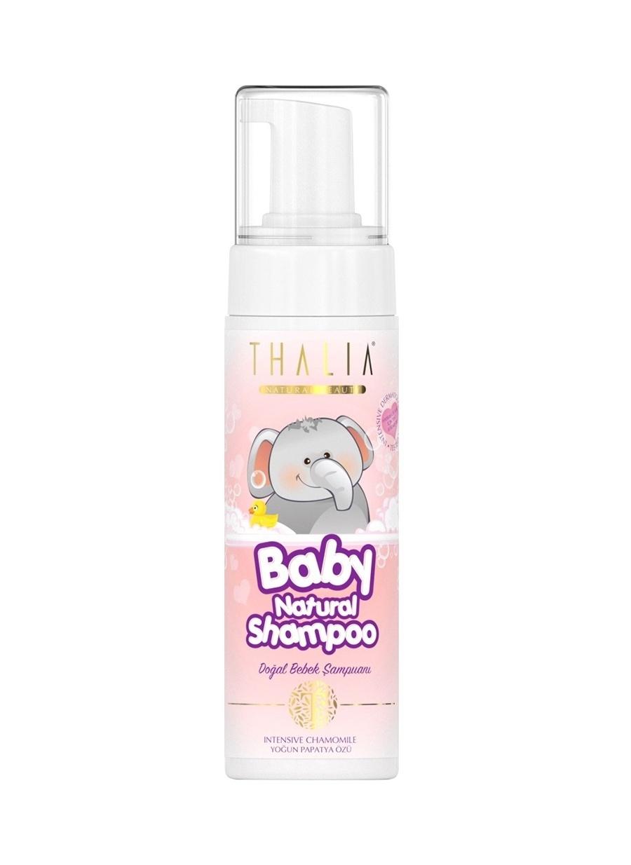 Standart unisex Renksiz Thalia Bebe Şampuani - Pembe 200 Ml Kozmetik Saç Bakımı
