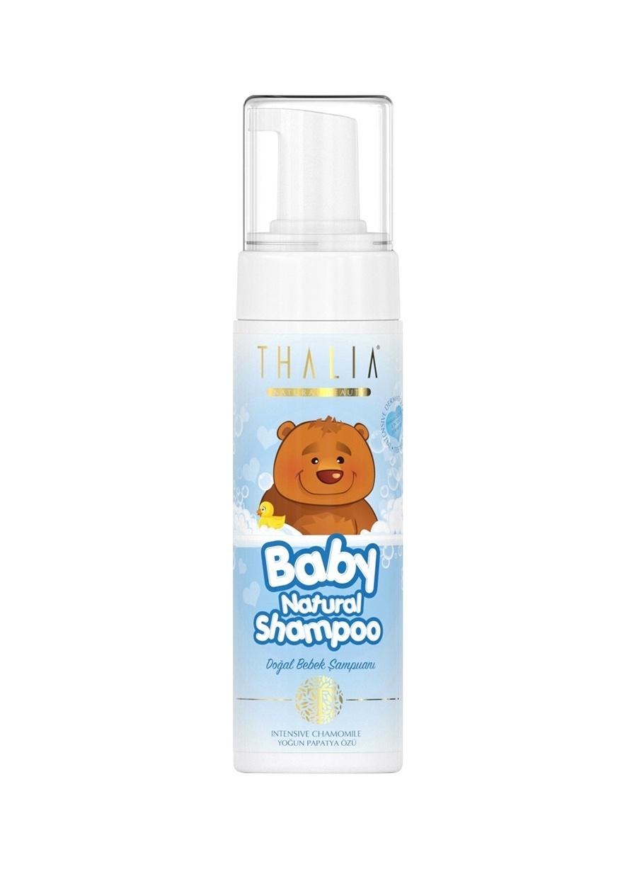 Standart unisex Renksiz Thalia Bebe Şampuani - Mavi 200 Ml Kozmetik Saç Bakımı