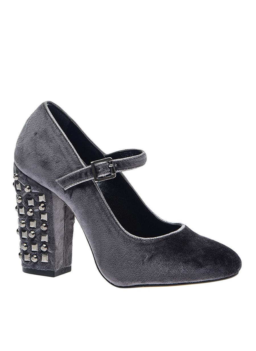 Black Pepper Topuklu Ayakkabı