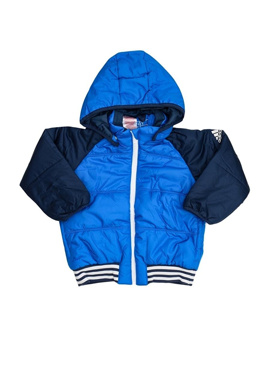 92 cm Erkek Mavi adidas Eşofman Üstü Çocuk Giyim