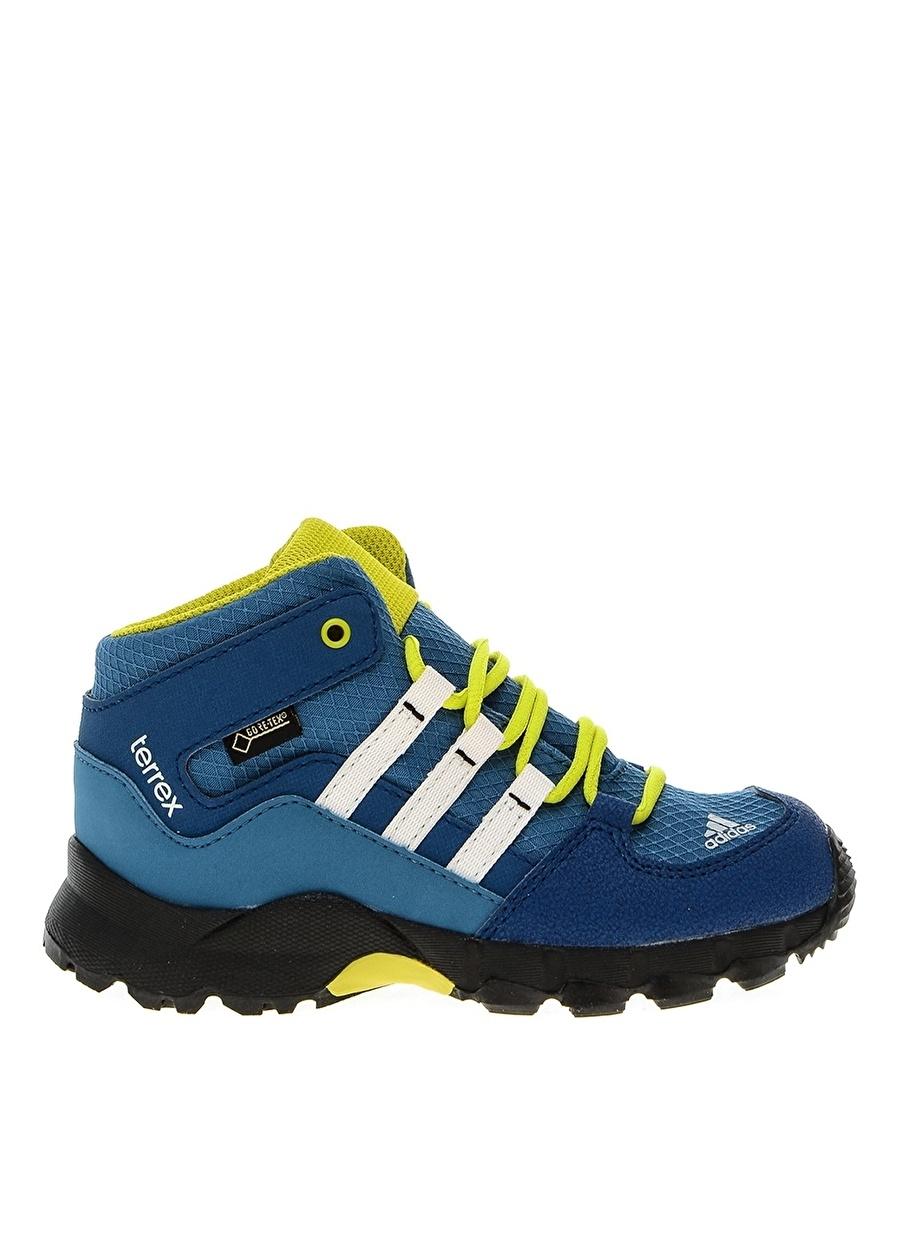 21 Erkek Koyu Lacivert adidas Bot Çocuk Bebek Ayakkabı