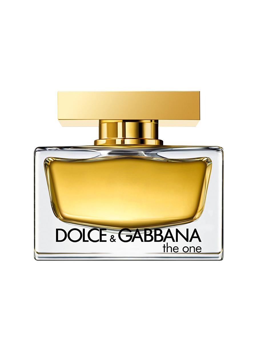 Standart Renksiz Dolceamp;Gabbana Dolce&Gabbana The One Edp 50 ml Kadın Parfüm Kozmetik