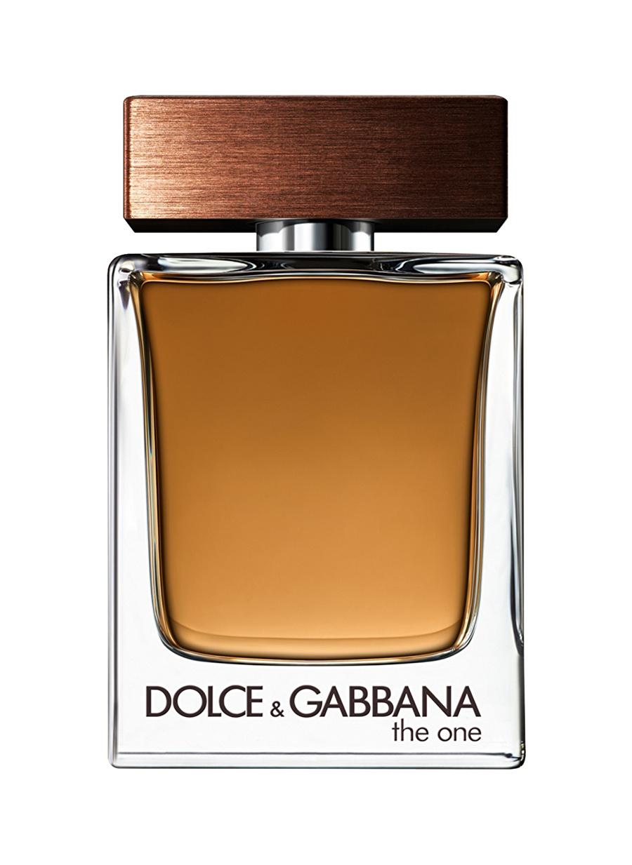 Standart Renksiz Dolceamp;Gabbana Dolce&Gabbana The One For Men Edt 50 ml Erkek Parfüm Kozmetik
