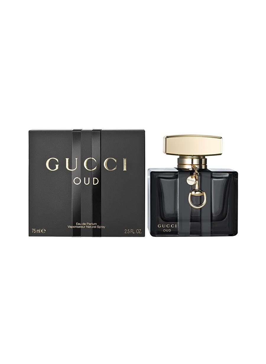 Standart unisex Renksiz Gucci Oud Edp 75 ml Kadın Parfüm Kozmetik Erkek