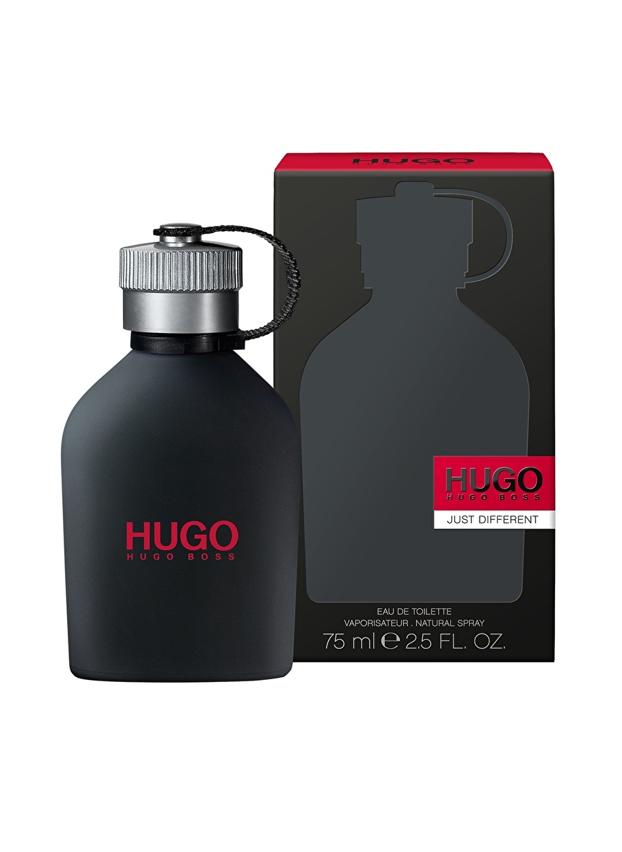 Standart Renksiz Hugo Boss Just Different Edt 75 ml Erkek Parfüm Kozmetik