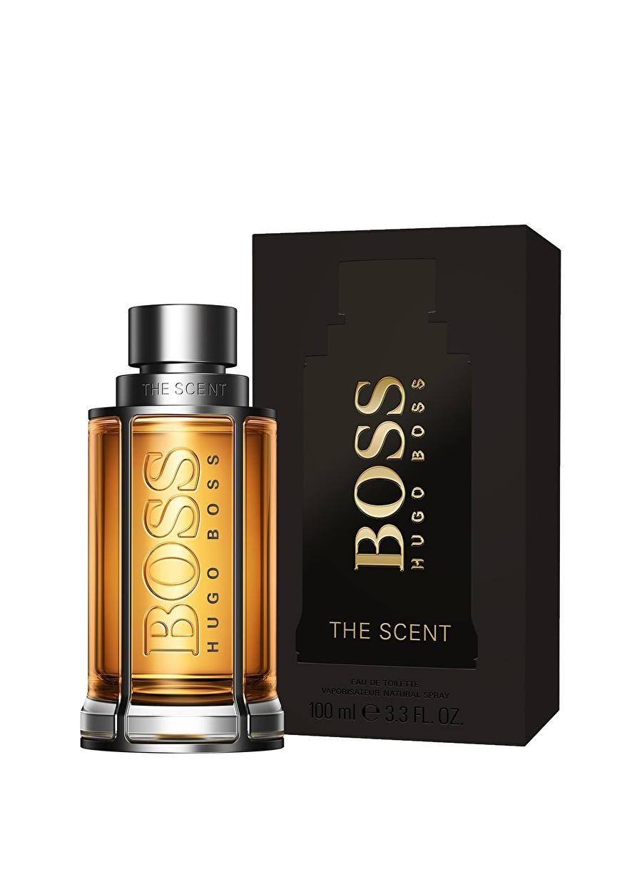 Standart Renksiz Hugo Boss The Scent Edt 100 ml Erkek Parfüm Kozmetik