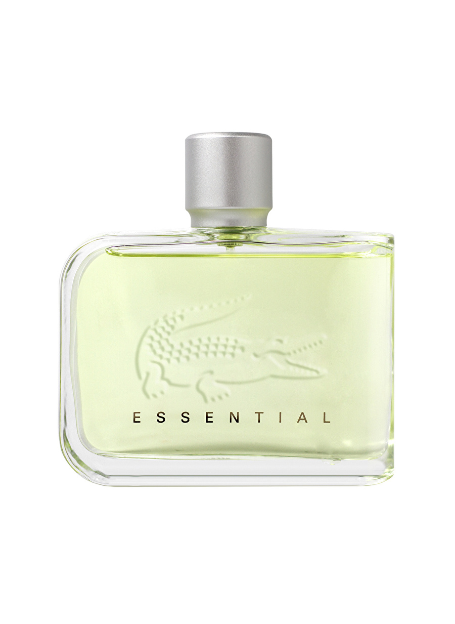 Standart Renksiz Lacoste Essential Edt 125 ml Erkek Parfüm Kozmetik