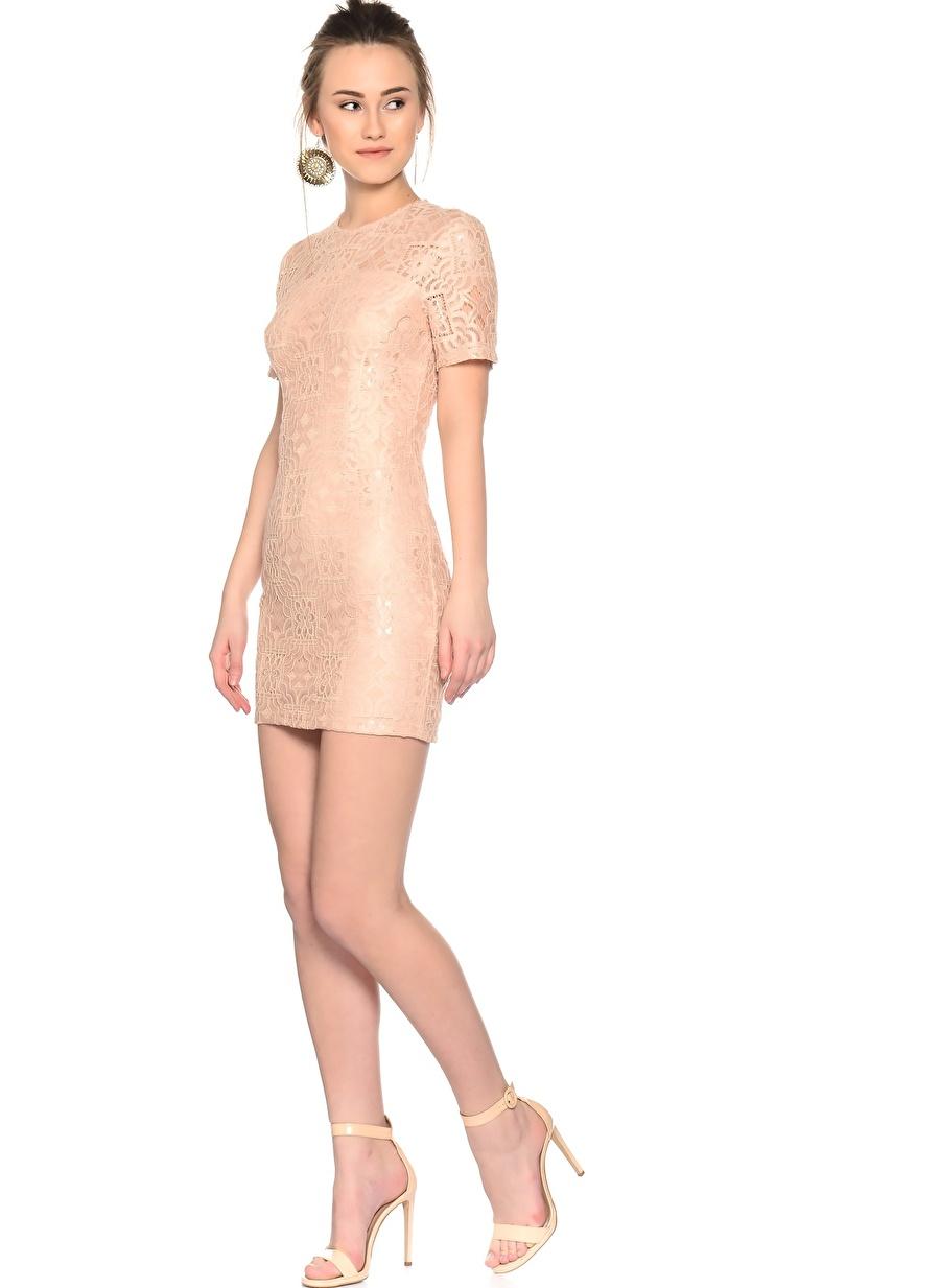 40 Pudra Girl İn Mind In Elbise Kadın Giyim
