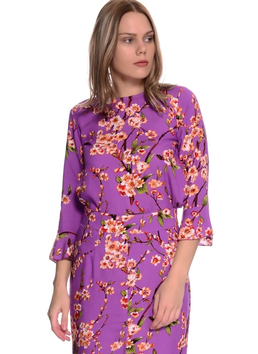 S Mor Ruby Rocks Bluz Kadın Giyim Gömlek