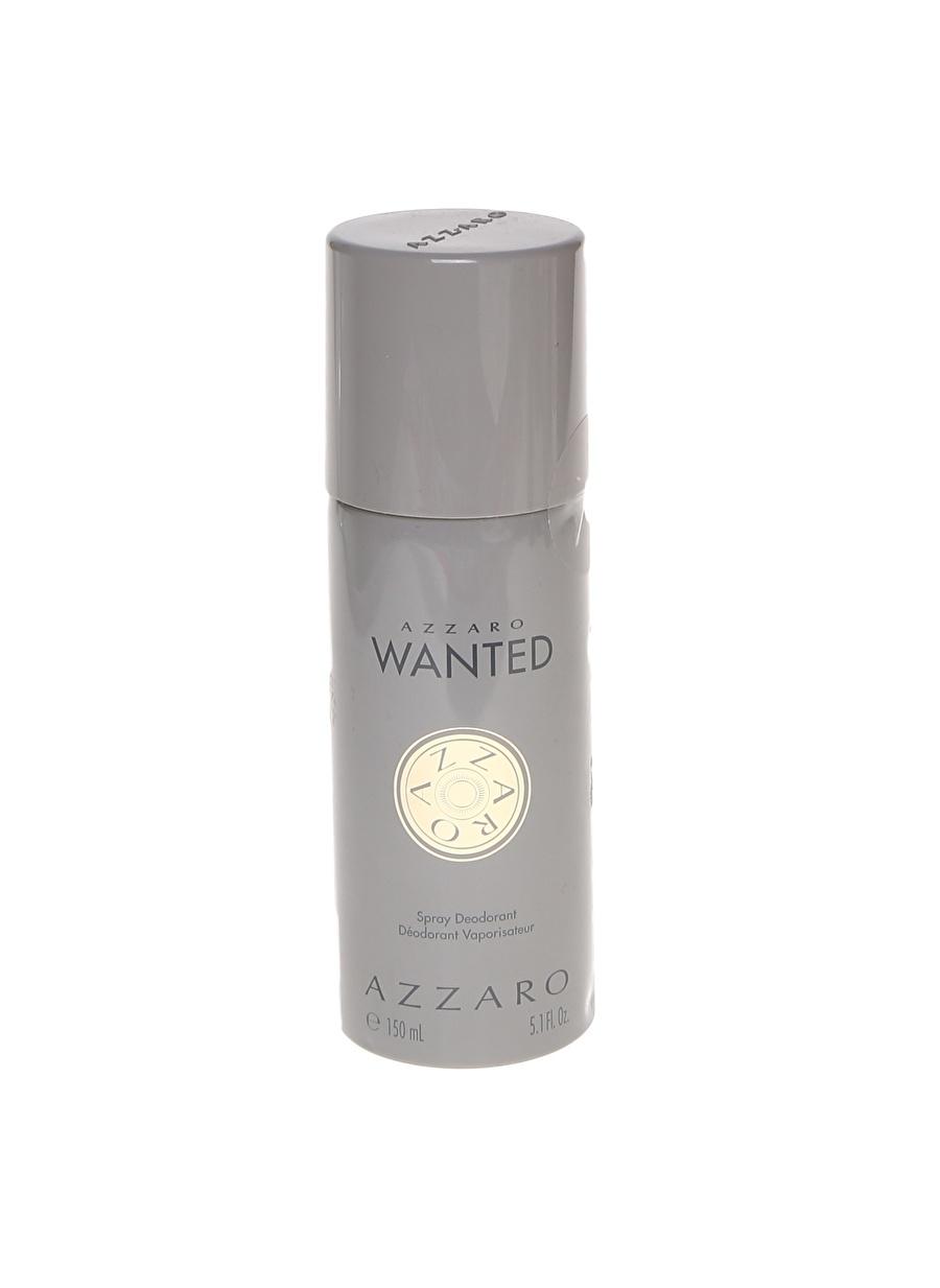Standart Renksiz Azzaro Wanted Deo 150 ml Erkek Parfüm Kozmetik