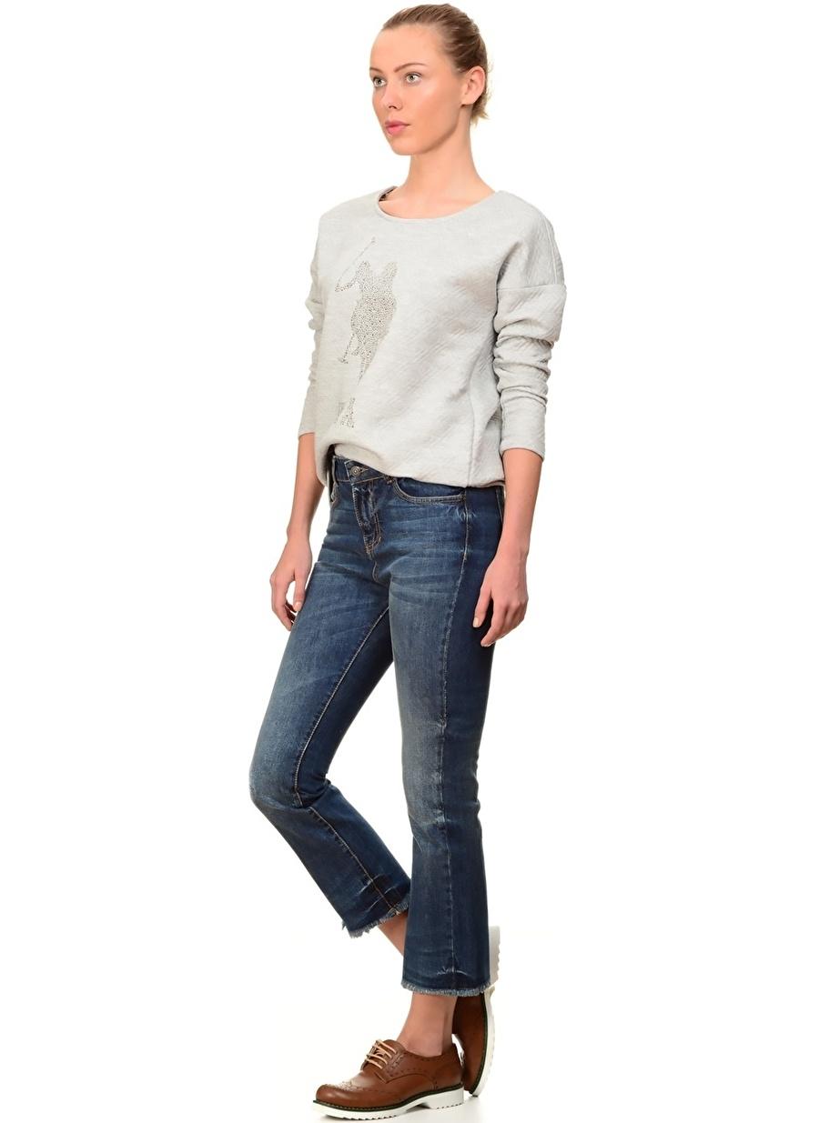 34-32 Mavi Fridays Project Denim Pantolon Kadın Giyim Jean