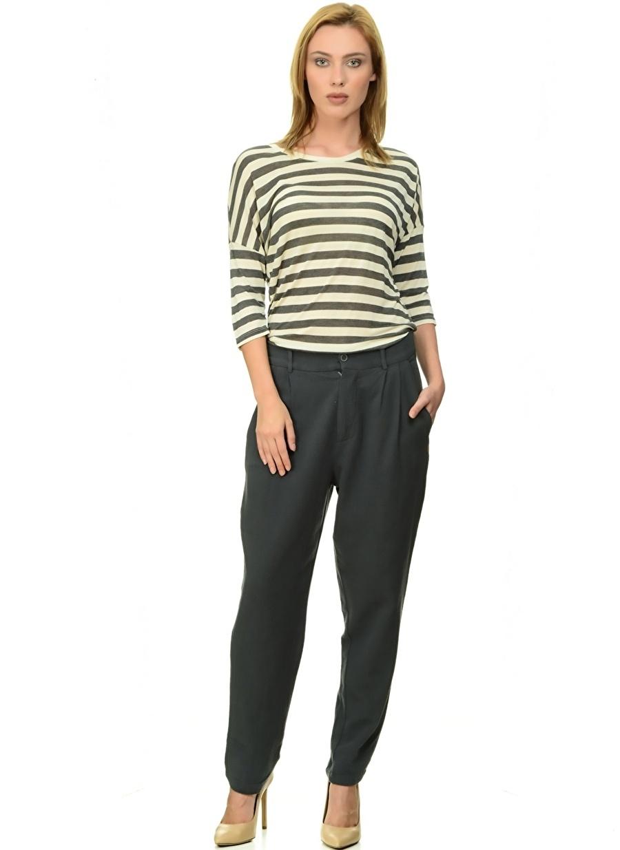 M Gri Fridays Project Pantolon Kadın Giyim