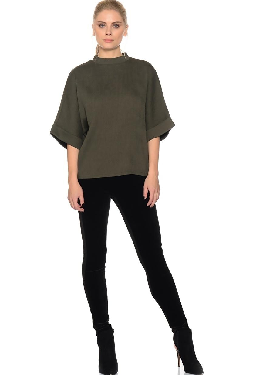 40 Siyah İpekyol Pantolon Kadın Giyim