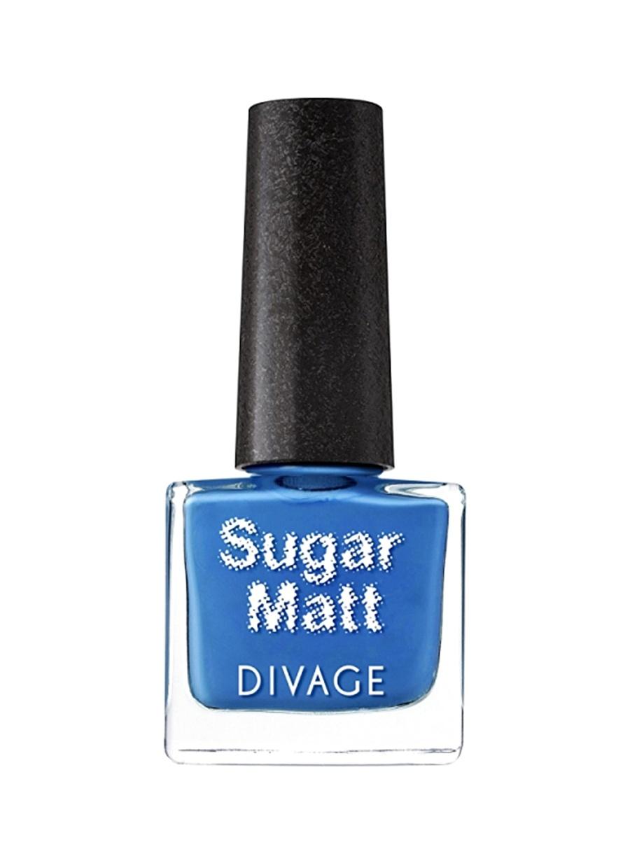 Standart Kadın Renksiz Divage With A Mat Sand Effect Sugar Matt No07 Oje Kozmetik Makyaj Tırnak Bakımı