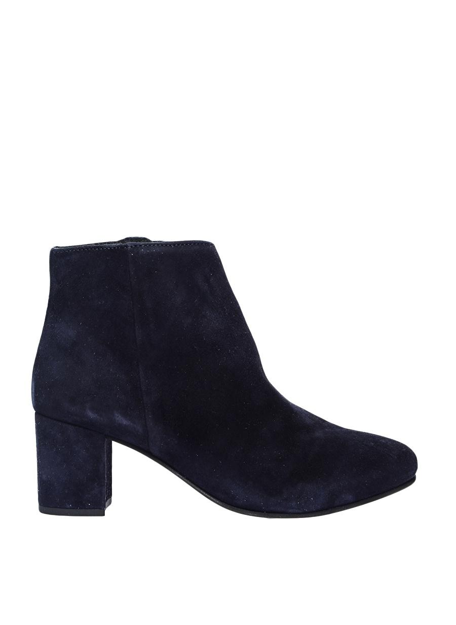 39 Koyu Lacivert Pavement Bot Ayakkabı Çanta Kadın Çizme