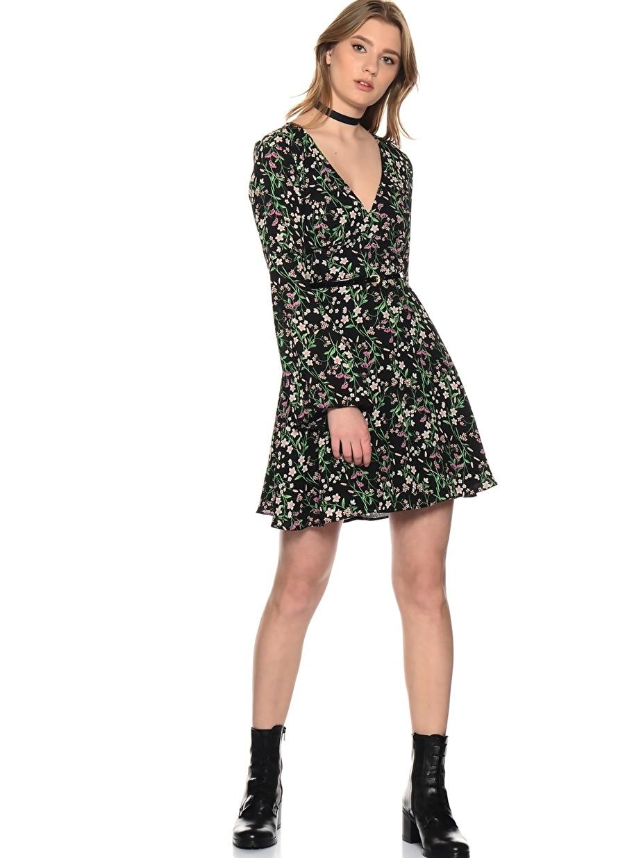 38 Çok Renkli Lipsy Elbise Kadın Giyim