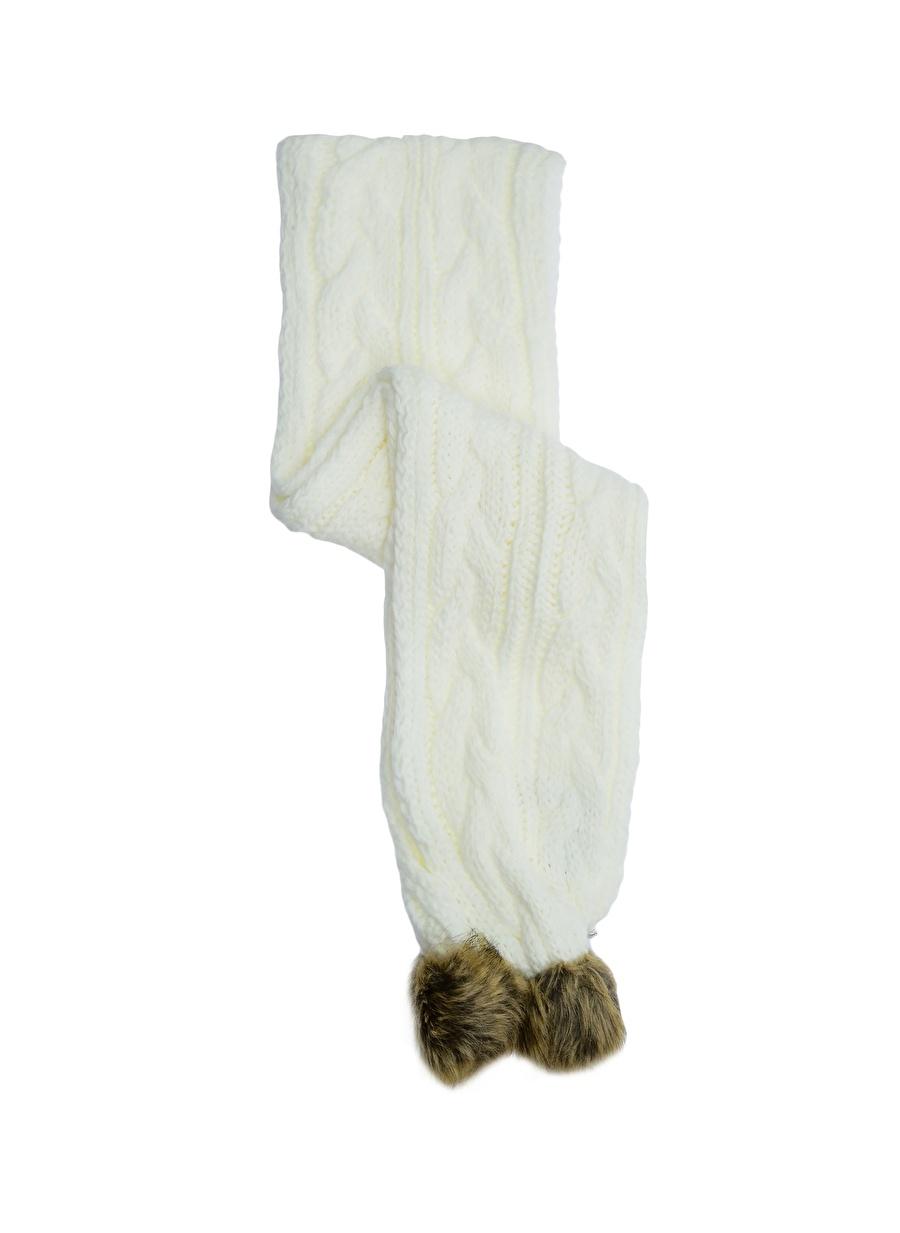 Standart Beyaz Vero Moda Şal Kadın Aksesuar Eşarp