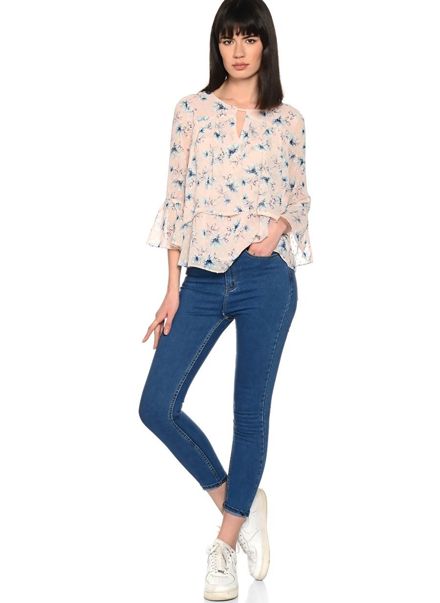 27-32 Mavi Zee.Gee.Why Denim Pantolon Kadın Giyim Jean