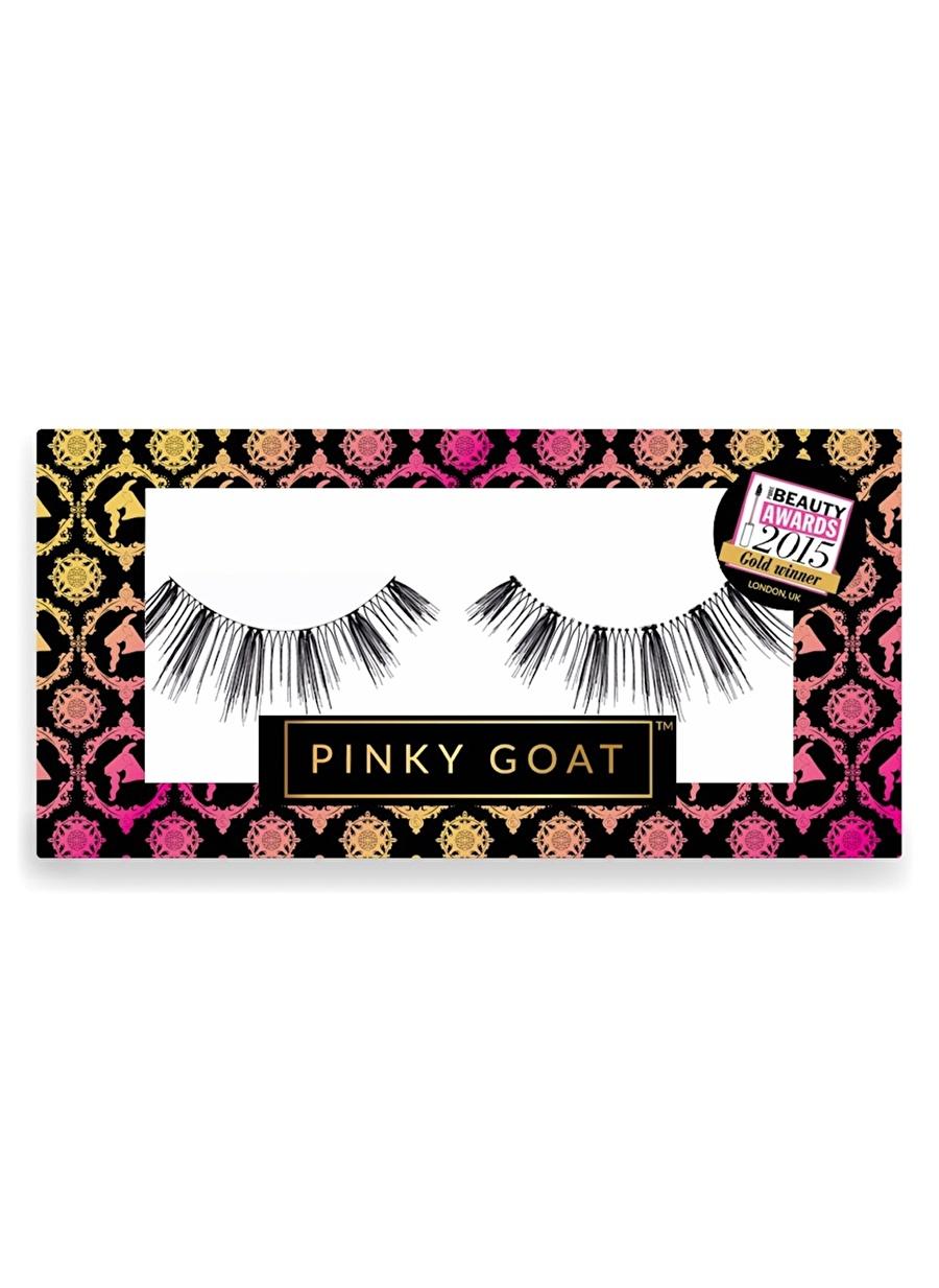 Standart Kadın Renksiz Pinky Goat Takma Kirpik Kozmetik Makyaj Aksesuarı