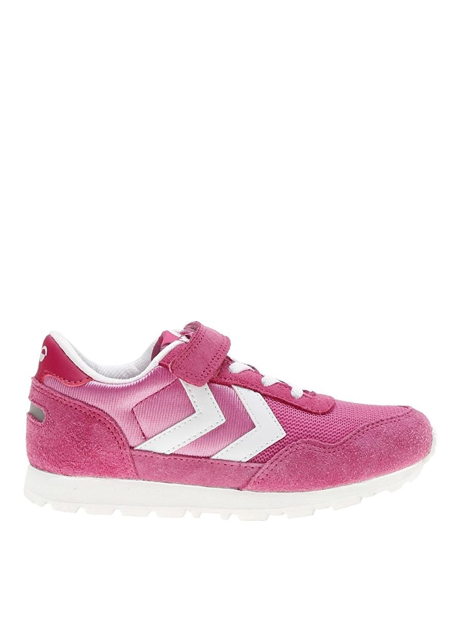 34 Kadın Mor Hummel Yürüyüş Ayakkabısı Çanta Çocuk Ayakkabıları Antrenman