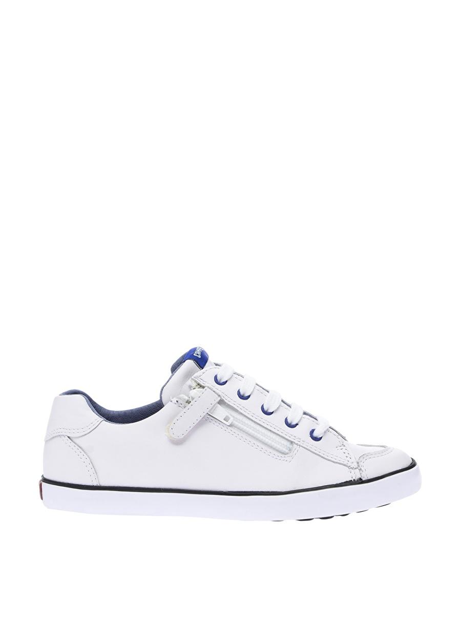 Erkek Beyaz Camper Çocuk Yürüyüş Ayakkabısı Çanta Ayakkabıları Koşu Antrenman