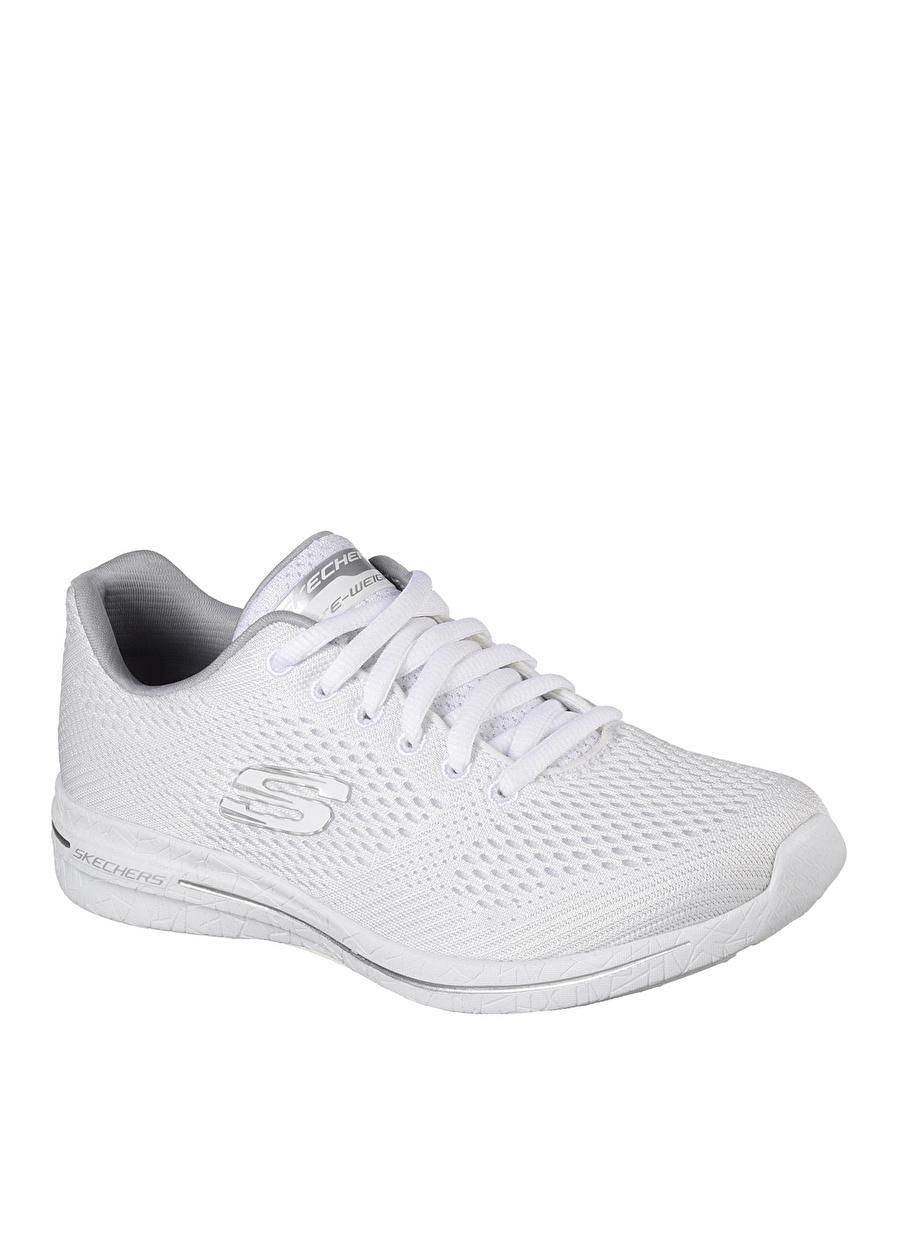 36 Beyaz Skechers 88888036 WSL Burst 2.0 Full Slam Kadın Lifestyle Ayakkabı Spor Sneakers