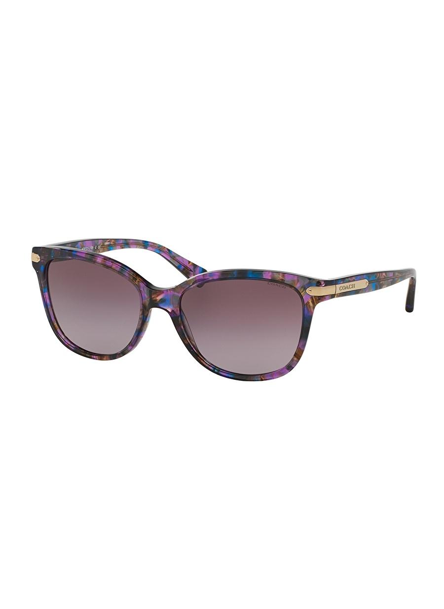 Standart Renksiz Coach 0HC8132 Güneş Gözlüğü Kadın Aksesuar Gözlük