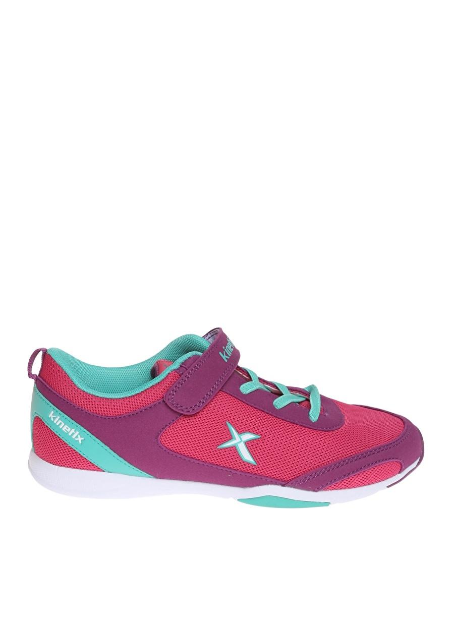 35 Kadın Mor Kinetix Yürüyüş Ayakkabısı Çanta Çocuk Ayakkabıları Koşu Antrenman