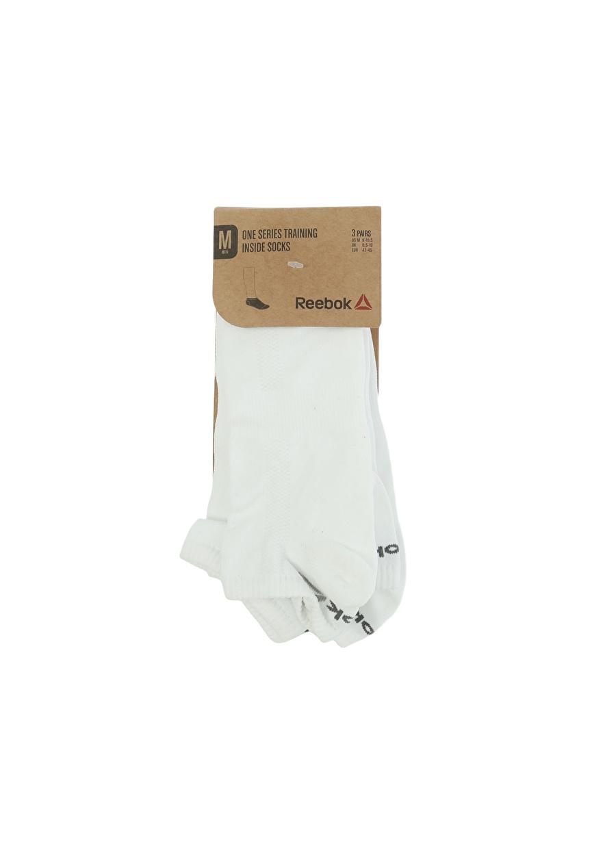 43-46 Erkek Beyaz Reebok One Series 3p Çorap Spor Aksesuarları