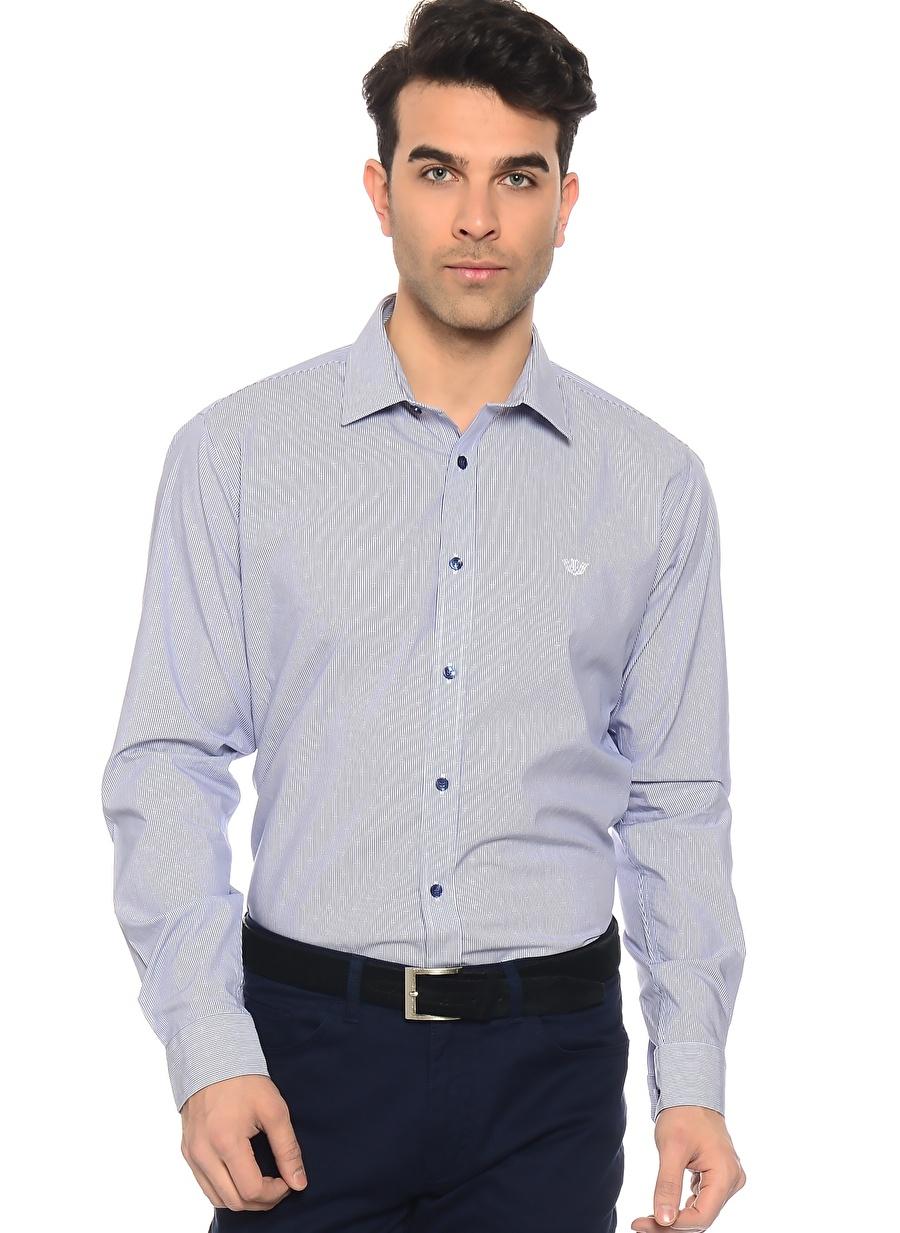 M Mavi Beymen Business Erkek Non Iron Gömlek Giyim