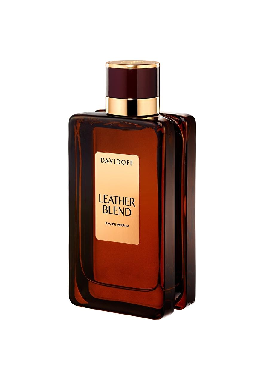 Standart unisex Renksiz Davidoff Leather Blend Edp 100 ml Erkek Parfüm Kozmetik