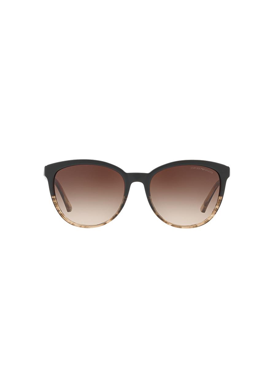 Standart Renksiz Emporio Armani 0EA4101 Güneş Gözlüğü Kadın Aksesuar Gözlük