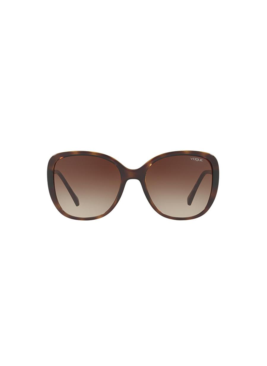 Standart Renksiz Vogue 0VO5154SB Güneş Gözlüğü Kadın Aksesuar Gözlük