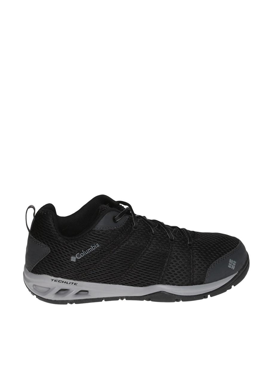 44 Siyah Columbia BM4525 Vent Fly Outdoor Ayakkabısı Çanta Erkek Sneaker