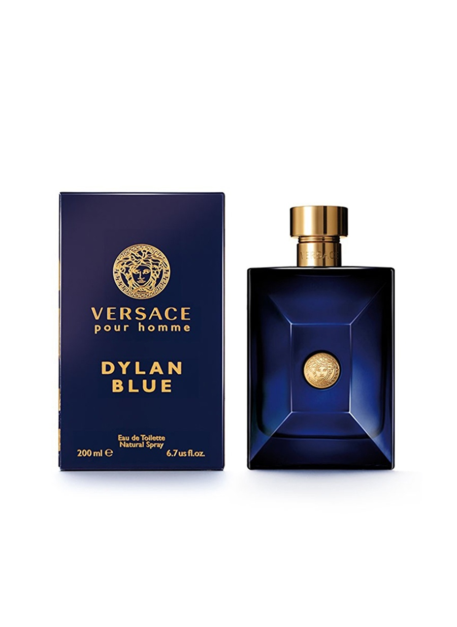 Standart Renksiz Versace Dylan Blue Edt 200 ml Erkek Parfüm Kozmetik