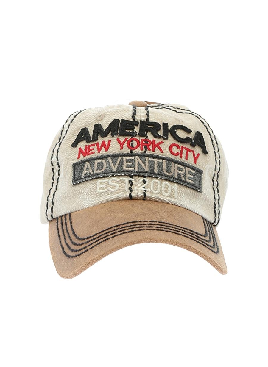 Standart Taş Melanj Fonem Erkek Şapka Aksesuar ŞapkaKasket