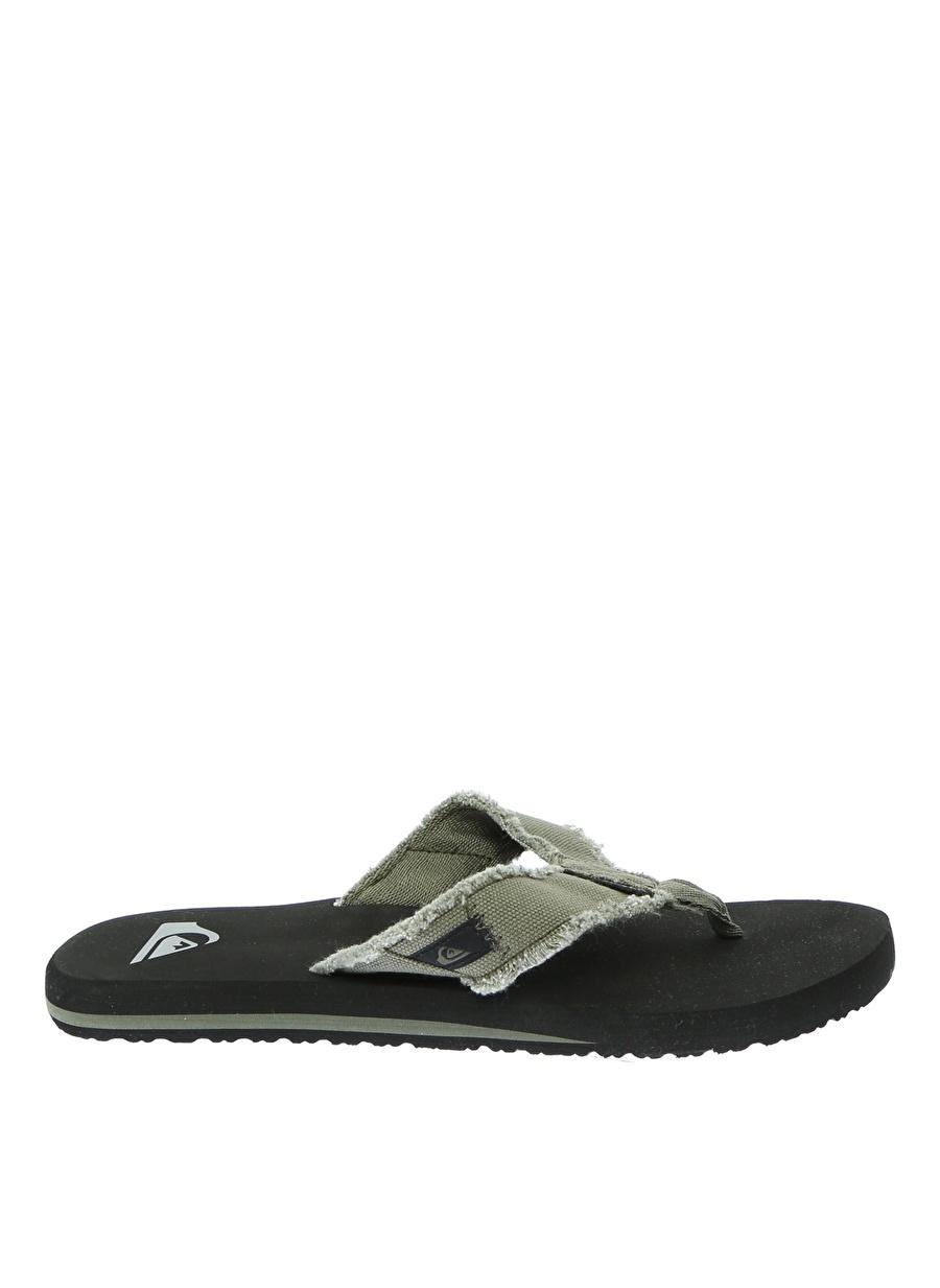 41 Koyu Nefti Quiksilver Terlik Ayakkabı Çanta Erkek Sandalet