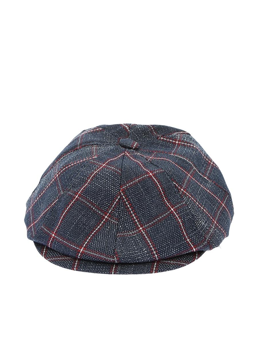 Standart Koyu Lacivert Fonem Erkek Kasket Şapka Aksesuar ŞapkaKasket