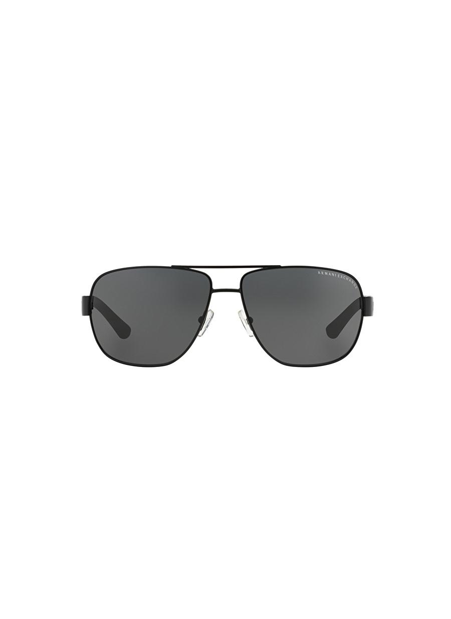 Standart Renksiz Emporio Armani 0AX2012S Güneş Gözlüğü Erkek Aksesuar Gözlük