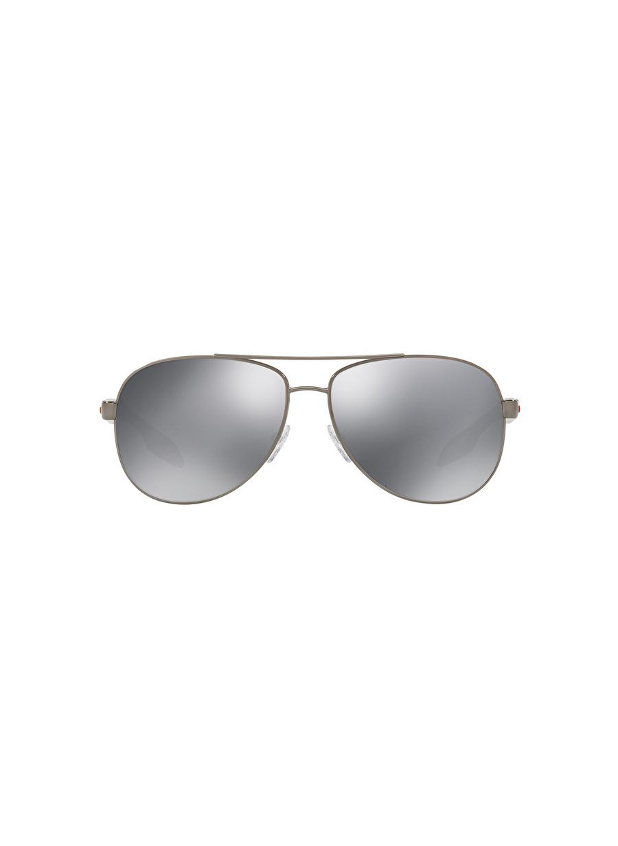 Standart Renksiz Prada Linea Rossa 0PS 53PS Güneş Gözlüğü Erkek Aksesuar Gözlük