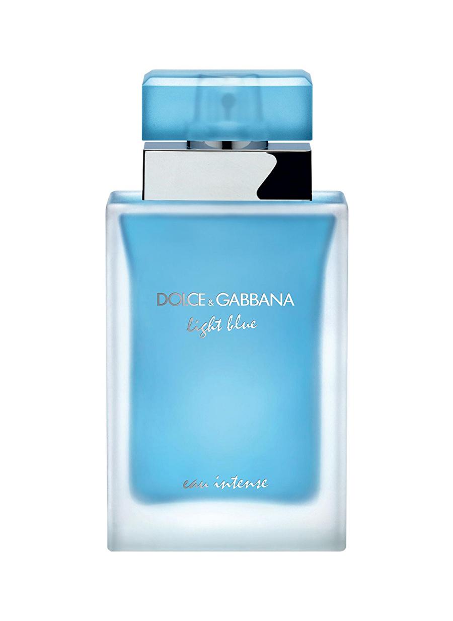 Standart Renksiz Dolceamp;Gabbana Dolce&Gabbana Light Blue Intense Edp 50 ml Kadın Parfüm Kozmetik