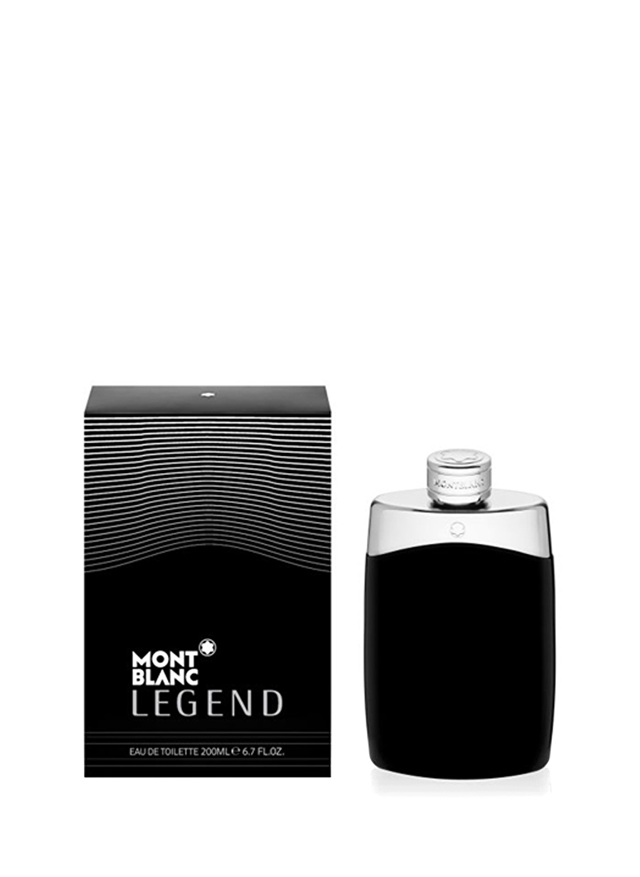 Standart Renksiz Mont Blanc Legend Edt 200 ml Erkek Parfüm Kozmetik