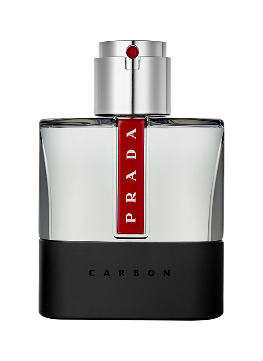 Standart Renksiz Prada Carbon Edt 50 ml Erkek Parfüm Kozmetik