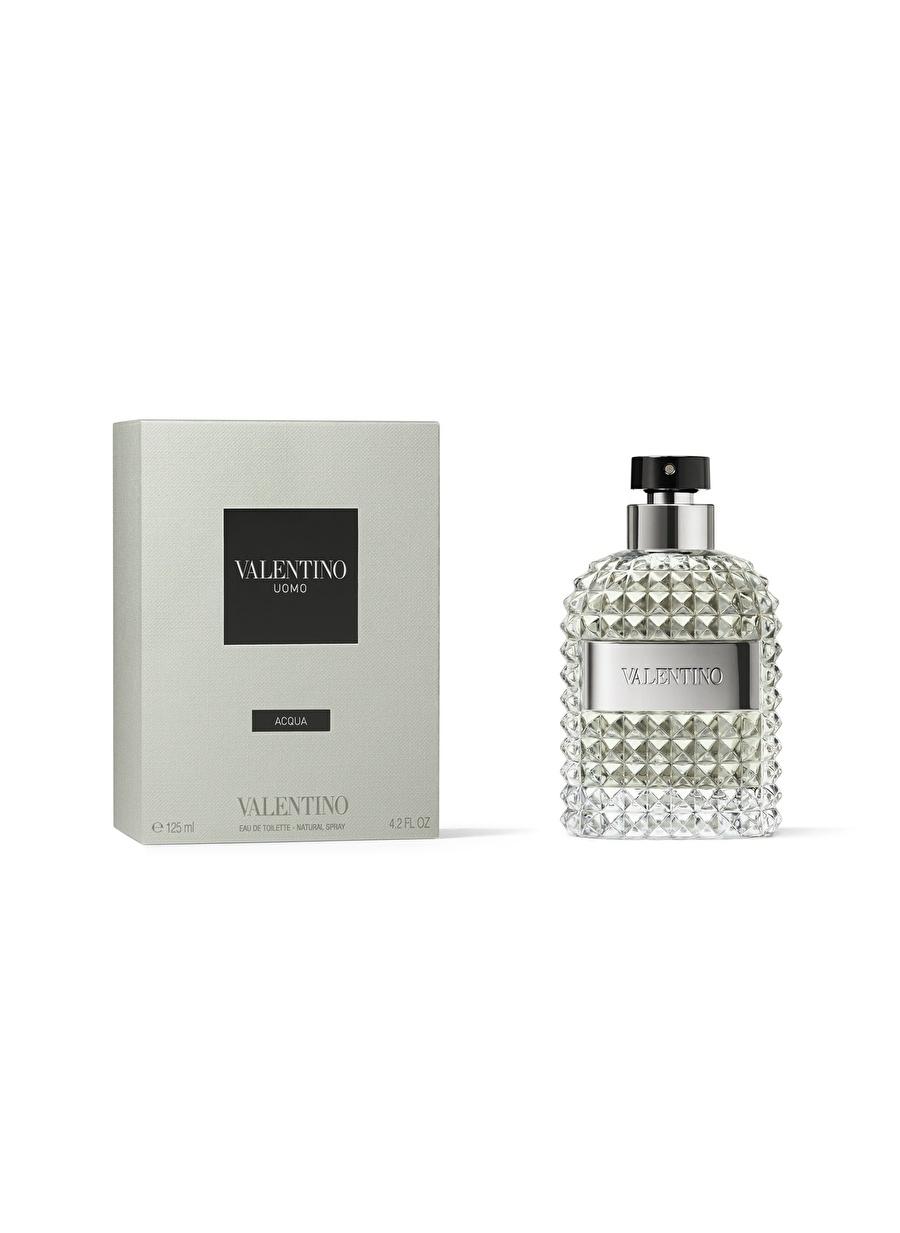 Standart Renksiz Valentino Uomo Acqua Edp 125 ml Erkek Parfüm Kozmetik